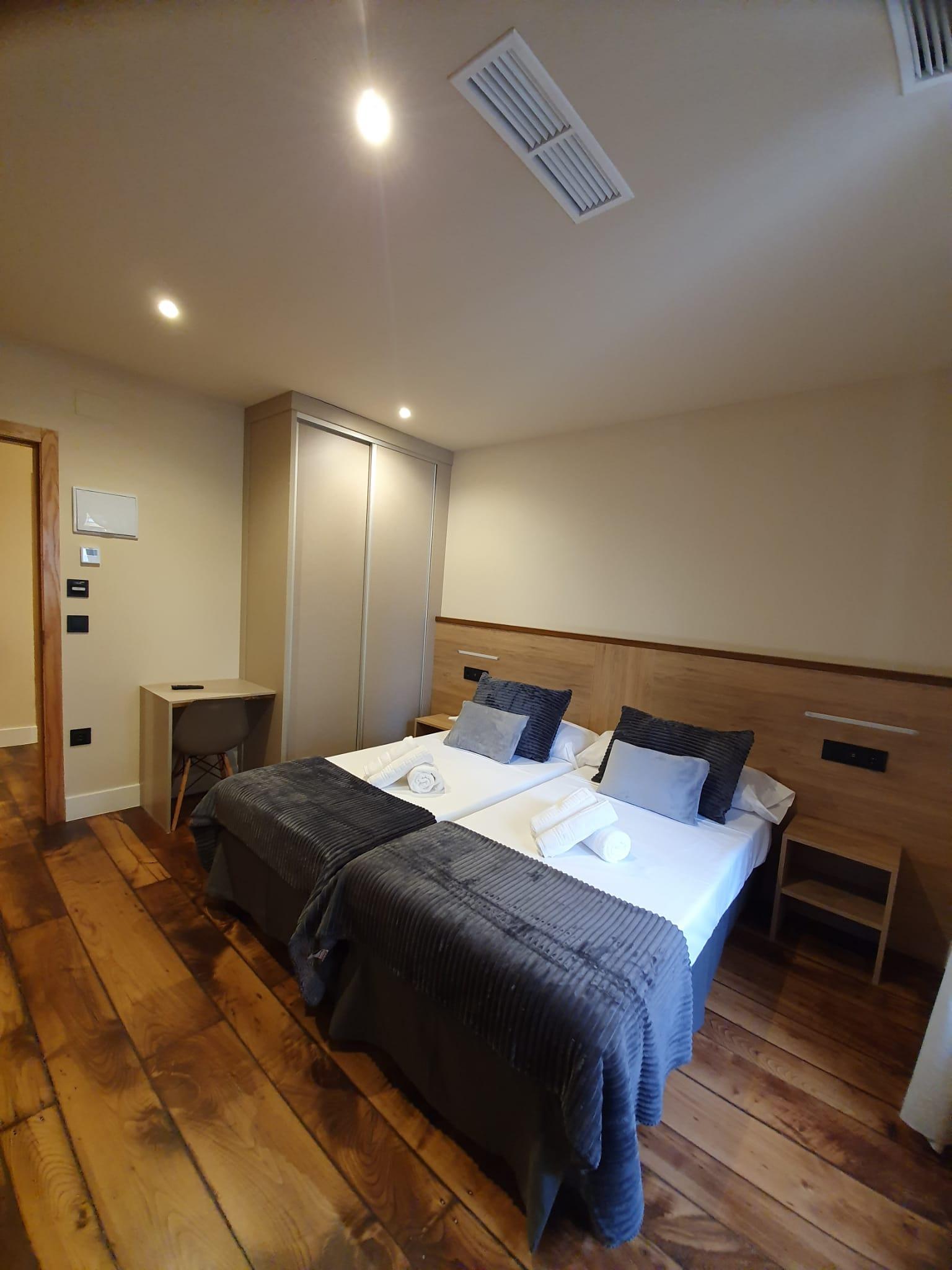 habitación 104 Casa Rural Fonsagrada (2)
