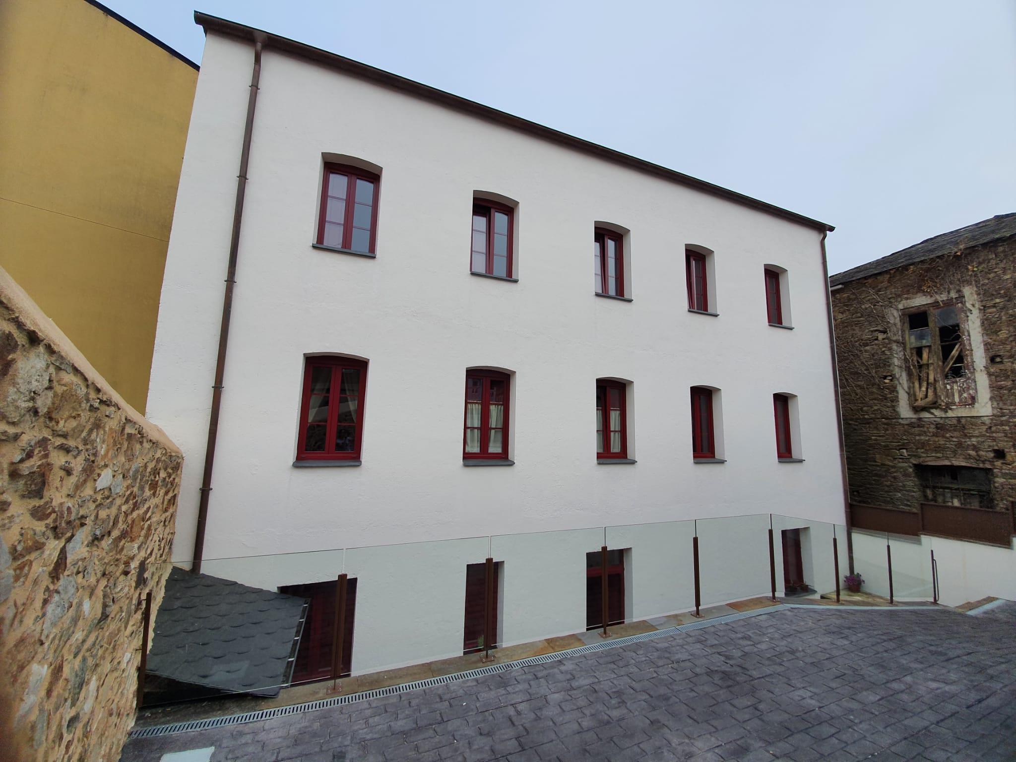 Zonas Comunes Casa Cuartel